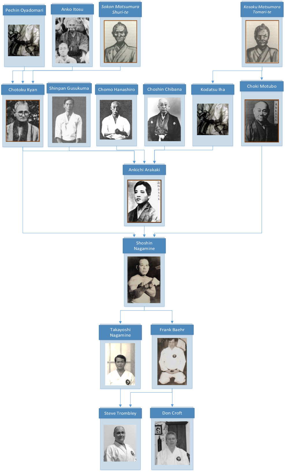 lineage chart
